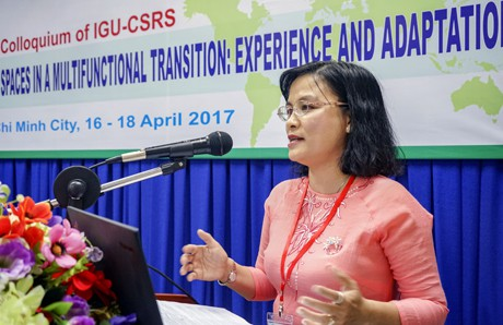 Nữ PGS-TS 44 tuổi làm hiệu trưởng ĐH Khoa học xã hội và Nhân văn TP HCM - Ảnh 1.