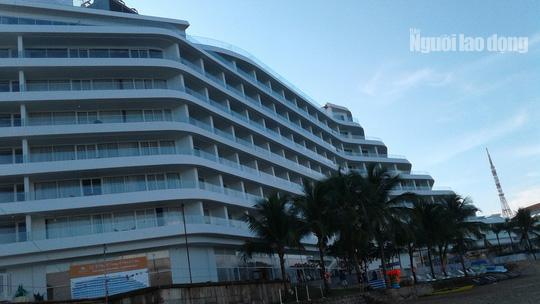 """Khách sạn 5 sao cắt ngọn """"nửa vời"""" ở Phú Quốc chính thức khai trương - Ảnh 9."""
