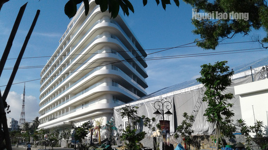 """Khách sạn 5 sao cắt ngọn """"nửa vời"""" ở Phú Quốc chính thức khai trương - Ảnh 10."""