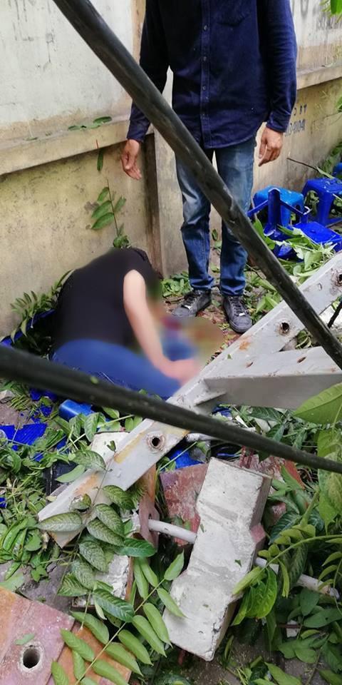 Đứt cáp công trình trên cao, 3 người bị thương nặng - Ảnh 5.
