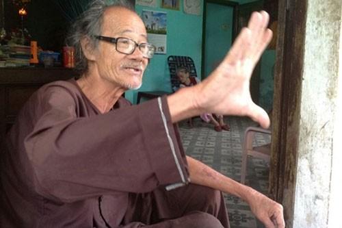 Nhà thơ Trần Vàng Sao qua đời - Ảnh 1.