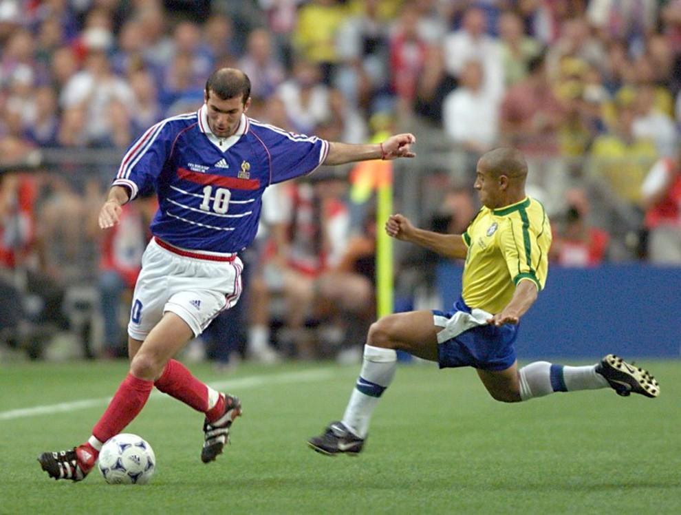 Zinedine Zidane: Lịch sử Real Madrid gọi tên - Ảnh 7.