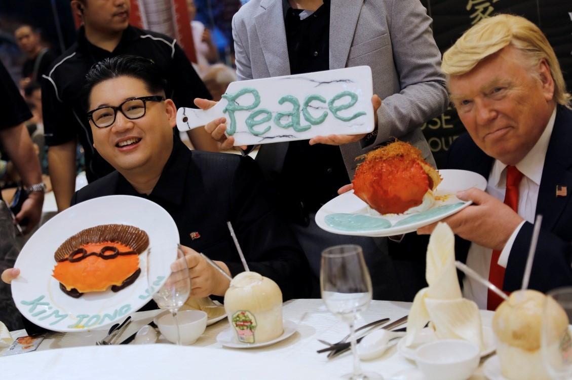 (eMagazine) - Thượng đỉnh Mỹ - Triều: Những tay chơi trên bàn cược lớn - Ảnh 31.