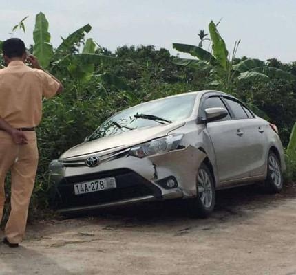 Đã bắt nghi phạm cứa cổ sát hại tài xế, cướp xe Toyota - Ảnh 2.