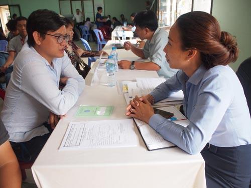 Lao động phổ thông đứng đầu nhu cầu tuyển dụng - Ảnh 1.