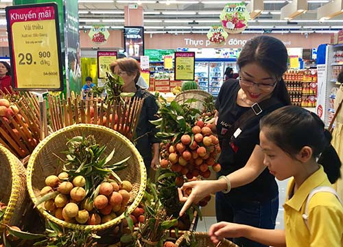 Liên kết tiêu thụ nông sản Việt - Ảnh 1.