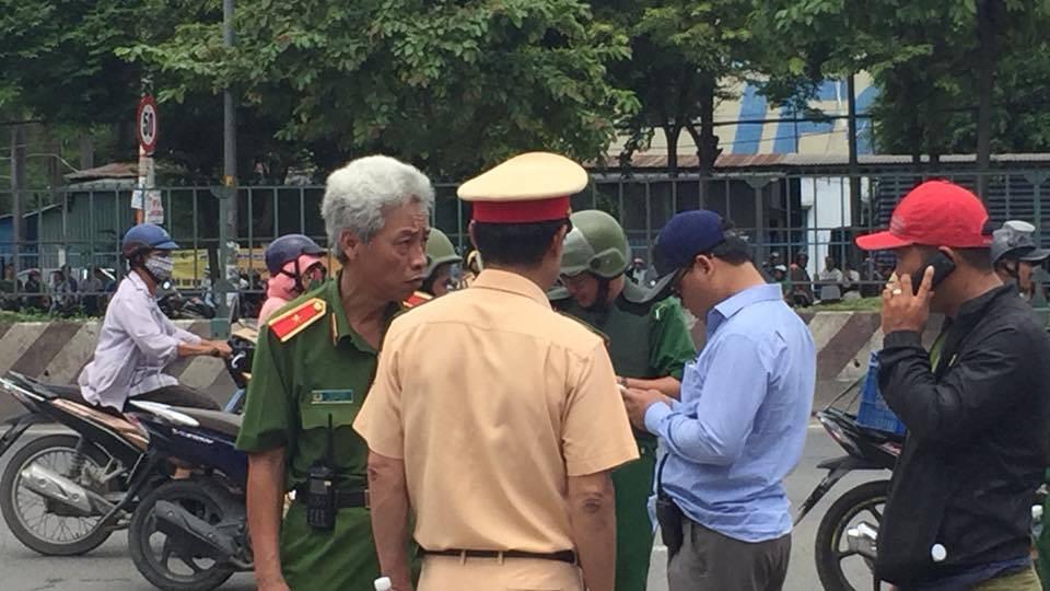 (eMagazine)- Toàn cảnh vụ gây rối ở TP HCM và Bình Thuận - Ảnh 12.
