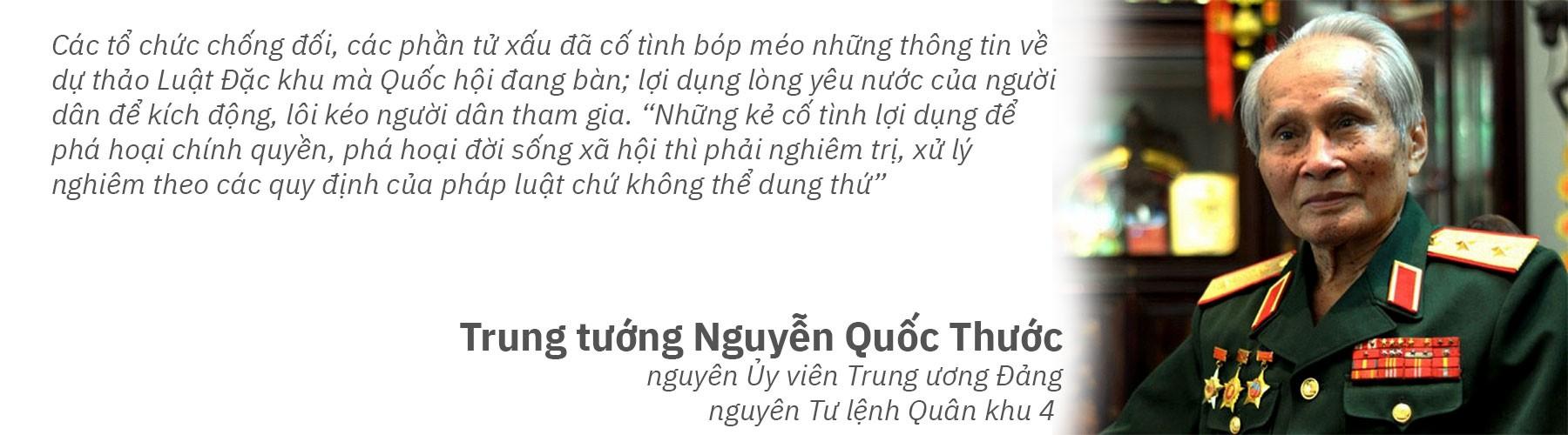 (eMagazine)- Toàn cảnh vụ gây rối ở TP HCM và Bình Thuận - Ảnh 17.