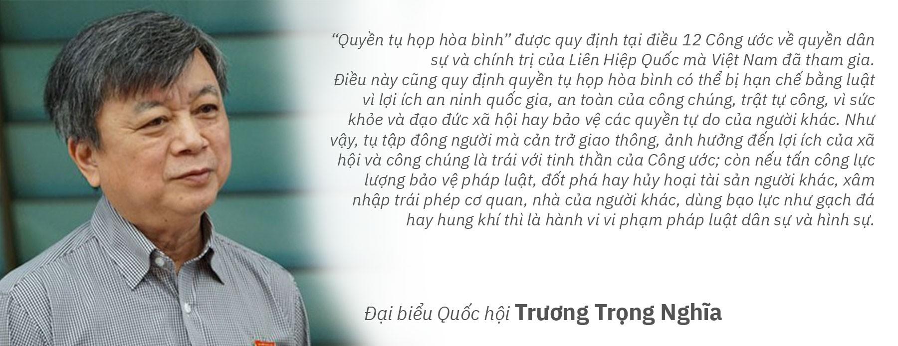 (eMagazine)- Toàn cảnh vụ gây rối ở TP HCM và Bình Thuận - Ảnh 18.