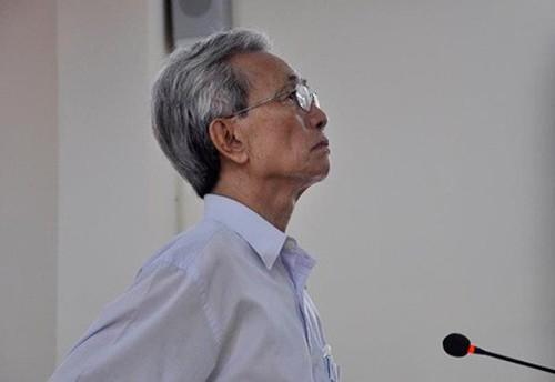 Tuyên án treo với Nguyễn Khắc Thủy là do sai sót nghiệp vụ 1