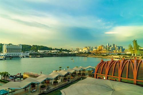 Lịch trình ba ngày khám phá đảo Sentosa của Singapore - Ảnh 1.