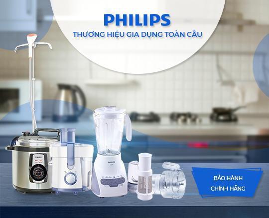 Điện gia dụng Philips giảm đến 30% trên Hago.me - Ảnh 1.