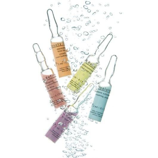 Phục hồi làn da với ampoule rau má trị mụn và làm mờ thâm - Ảnh 2.