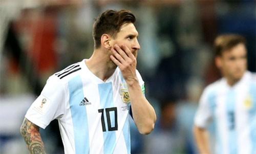 """Người hùng Nigeria tự tin tuyên bố cho Messi """"ôm hận"""" - Ảnh 2."""