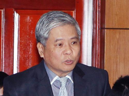 Những quan chức nào được triệu tập trong phiên xử cựu phó Thống đốc Ngân hàng Nhà nước? - Ảnh 1.