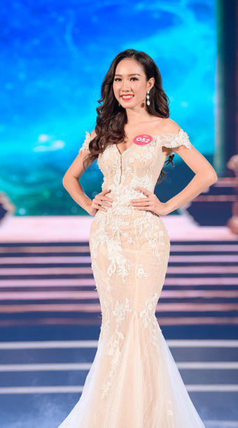19 thí sinh đầu tiên của vòng chung kết Hoa hậu Việt Nam 2018 - Ảnh 8.