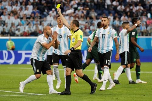 Gặp Pháp, Argentina làm sao đá! - Ảnh 1.
