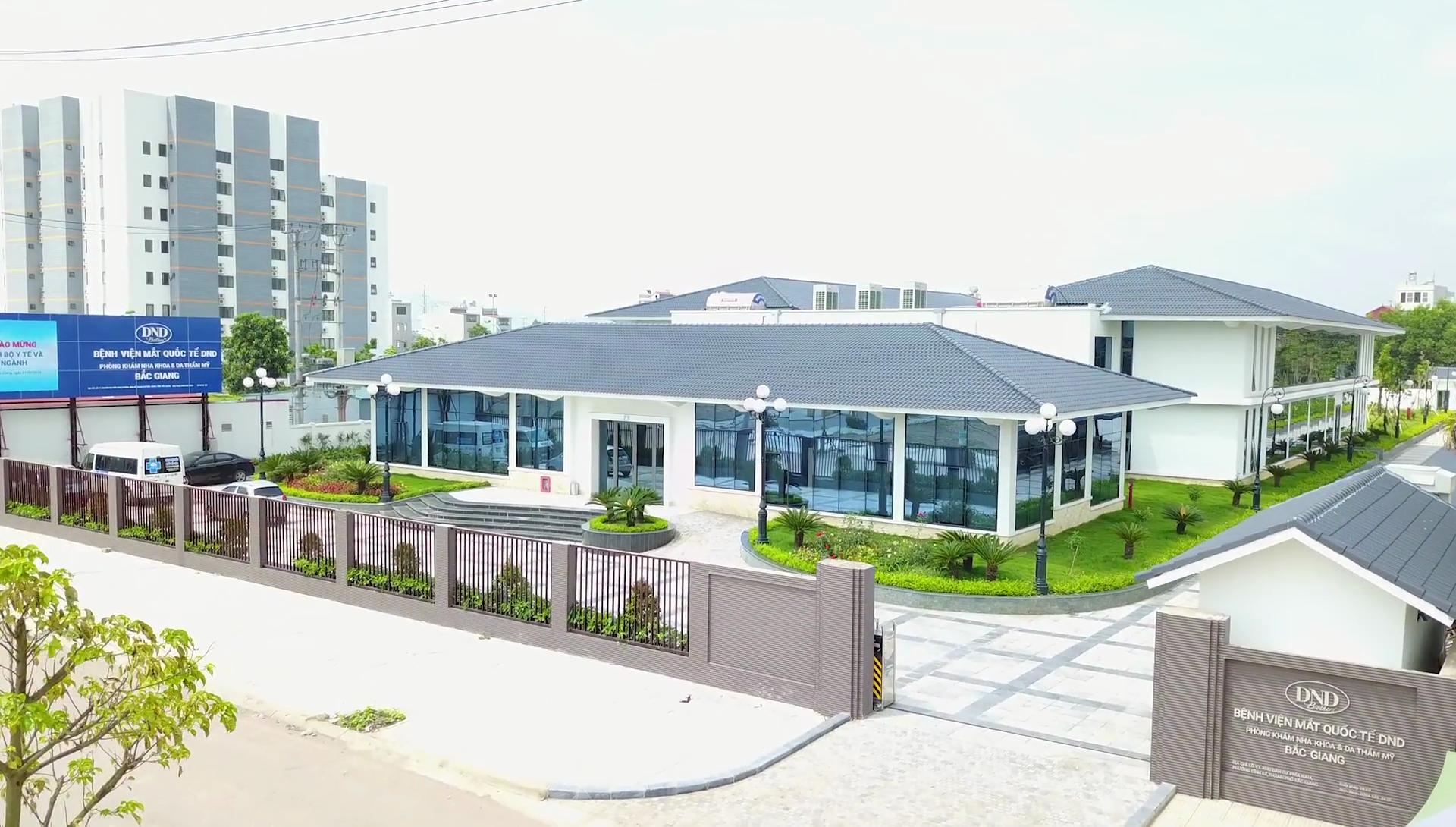 Bắc Giang có bệnh viện nghỉ dưỡng chất lượng quốc tế - Báo Người ...