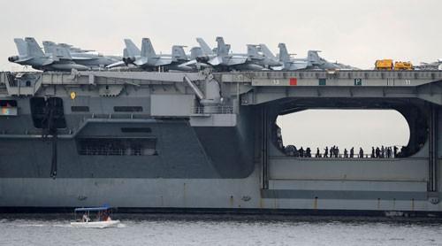 Tăng sức ép lên Trung Quốc ở biển Đông - Ảnh 1.