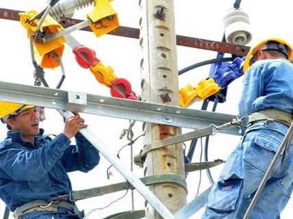 Bộ Công Thương thông qua khung giá bán buôn điện mới - Ảnh 1.