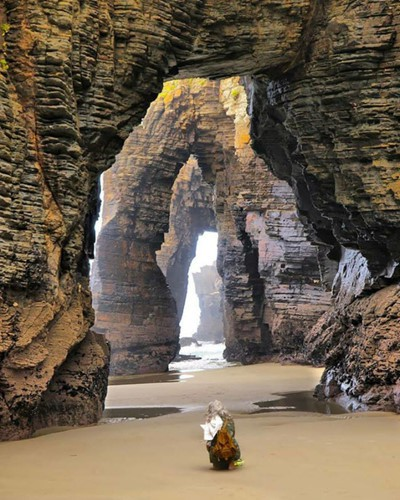 Những bãi biển lạ nhất thế giới ai cũng muốn đến một lần - Ảnh 11.