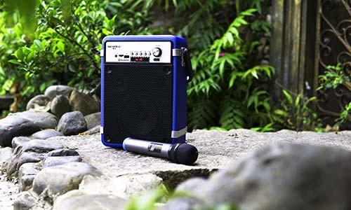 SoundMax M-2: Giải pháp tuyệt vờicho teambuilding và dã ngoại - Ảnh 1.