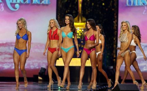 Cuộc thi Hoa hậu Mỹ: Sẽ bỏ thi bikini - Ảnh 1.