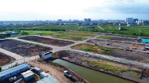 Thị trường đất nền bắt đầu giai đoạn phân hóa - Ảnh 1.