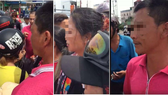 Du khách Trung Quốc lập nhóm để trộm điện thoại ở Nha Trang - Ảnh 1.