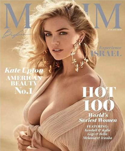 Kate Upton: Mỹ nhân nóng bỏng nhất hành tinh năm 2018 - Ảnh 1.