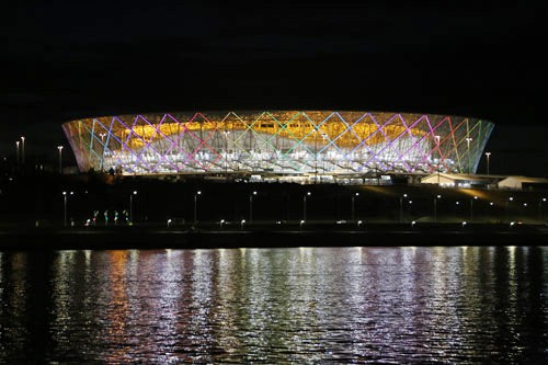 Thăm sân Volgograd trước World Cup - Ảnh 4.