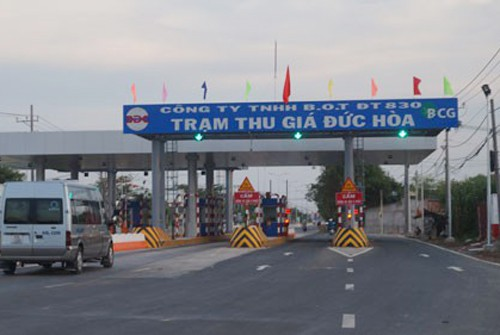Tổng cục Đường bộ đề xuất dùng lại tên trạm thu phí BOT - Ảnh 1.