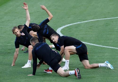 Ngả mũ trước Croatia - Ảnh 2.