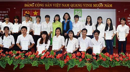 Có trên 2.000 nhân sự, Sài Gòn Food đã làm gì để giữ chân người tài? - Ảnh 1.