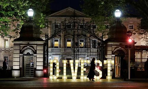 Ireland tiên phong nói không với nhiên liệu hóa thạch - Ảnh 1.