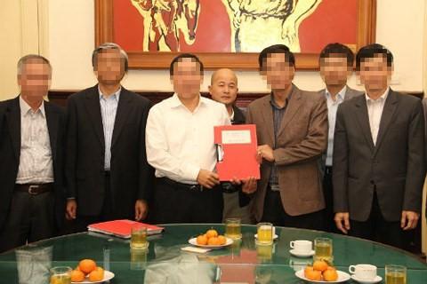 Ban Nội chính Trung ương: Thanh tra toàn bộ các dự án liên quan Út trọc - Ảnh 1.