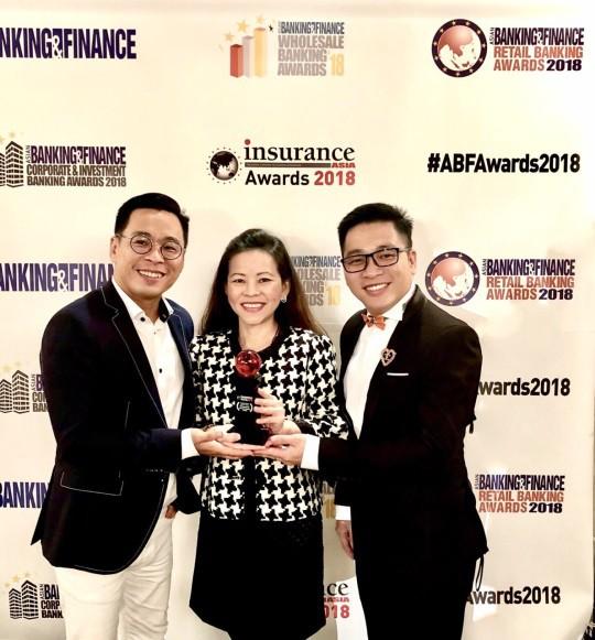"""FWD đạt giải thưởng """"Sáng kiến Marketing của năm"""" - Ảnh 1."""