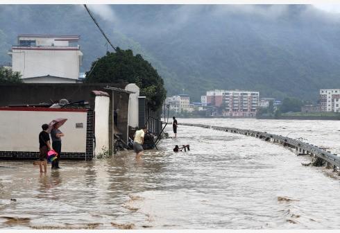 Lũ lụt Trung Quốc: Hàng chục người chết, thiệt hại 3,87 tỉ USD - Ảnh 5.
