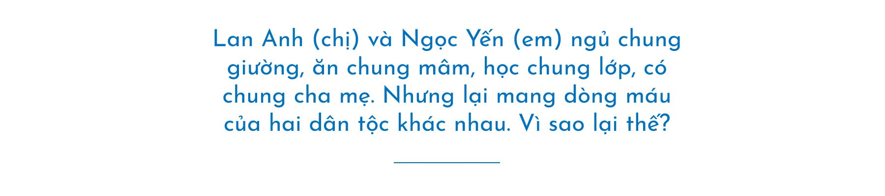"""(eMagazine) - Chị người Kinh, """"em ruột"""" lại là người S'tiêng! - Ảnh 1."""
