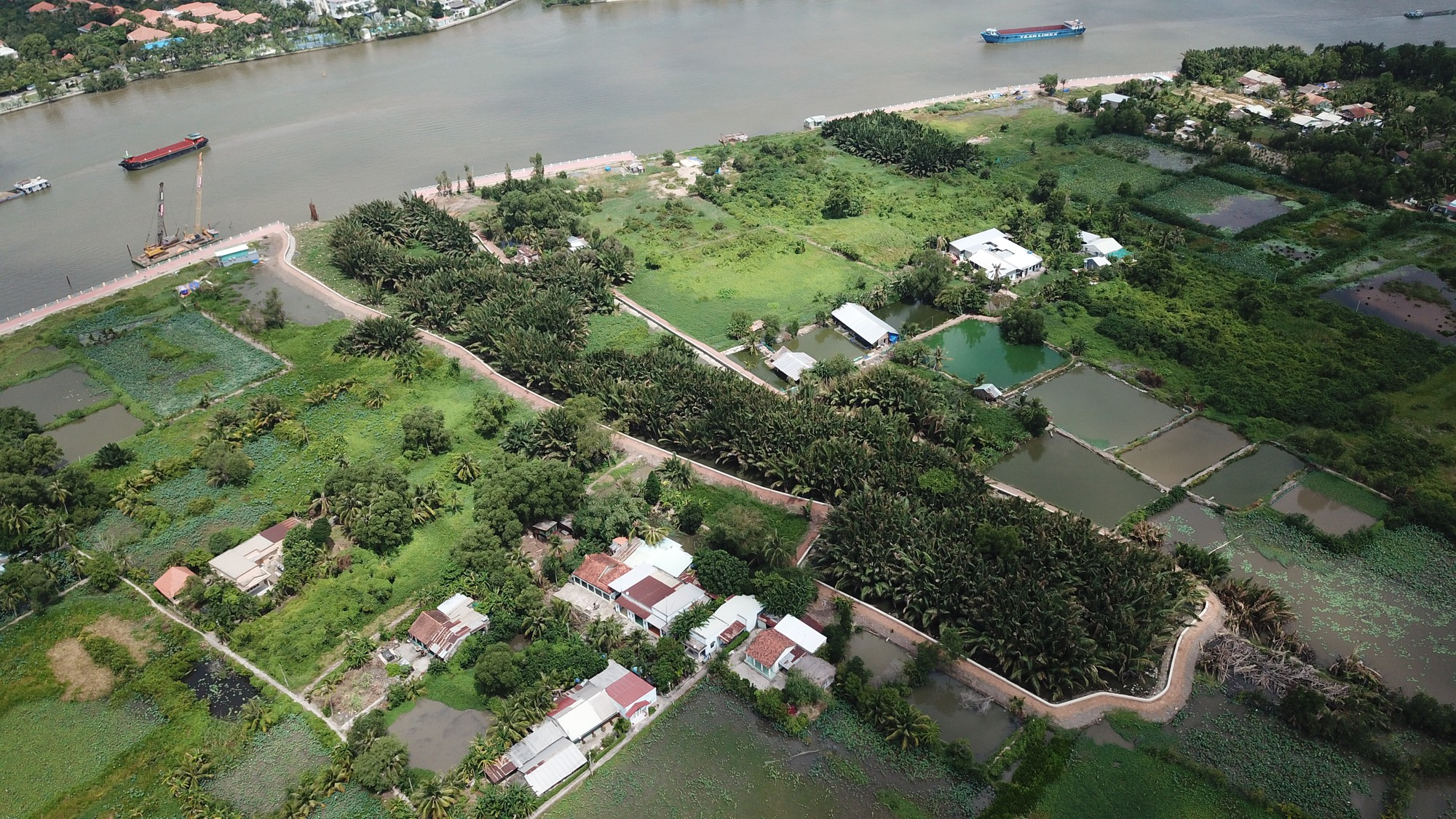 (eMagazine)- Bán đảo Thanh Đa và lời hứa từ chính quyền - Ảnh 1.