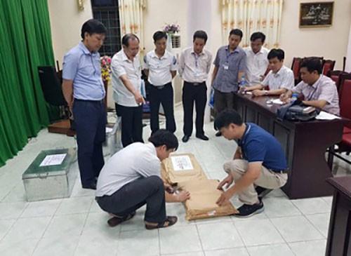 Bộ Công an chủ trì điều tra vụ gian lận điểm thi chấn động ở Hà Giang - Ảnh 1.