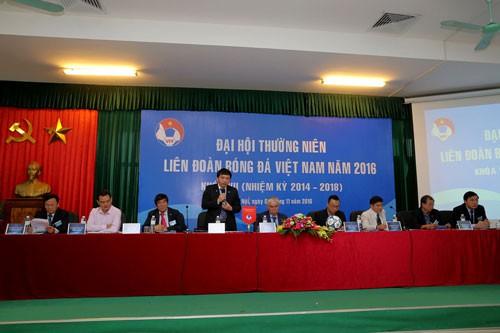 Ba hệ lụy khi chậm đại hội VFF - Ảnh 1.