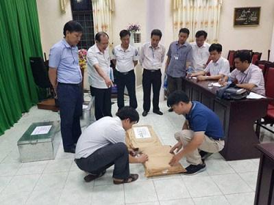 Vụ gian lận điểm thi tại Hà Giang: Bộ Công an chủ trì điều tra - Ảnh 1.