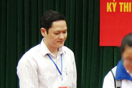 Gian lận điểm thi Hà Giang: Khởi tố, bắt tạm giam ông Vũ Trọng Lương - Ảnh 4.