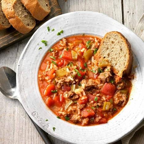 Những món súp ngon... nhất thế giới - Ảnh 1.