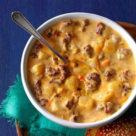Những món súp ngon... nhất thế giới - Ảnh 2.