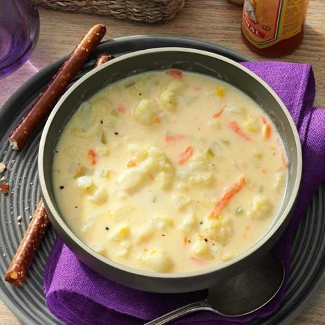 Những món súp ngon... nhất thế giới - Ảnh 4.