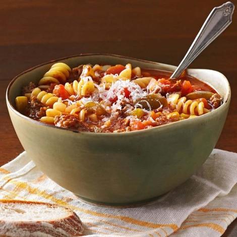 Những món súp ngon... nhất thế giới - Ảnh 8.