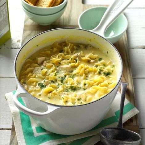 Những món súp ngon... nhất thế giới - Ảnh 9.