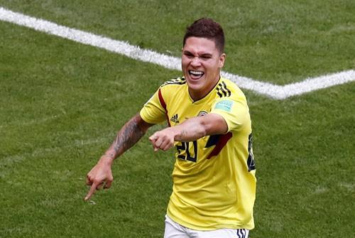 Đừng chọc giận Colombia - Ảnh 1.